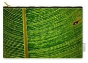 Lincoln Park Conservatory Palm Carry-all Pouch