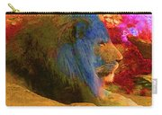 Lincoln Park Lion Carry-all Pouch