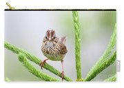 Lincoln's Sparrow Carry-all Pouch