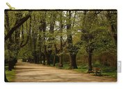 Linden Tree Alley Carry-all Pouch