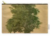 Linden Tree On A Bastion 1494 Carry-all Pouch