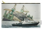 Lindsey Foss Barge Assist Carry-all Pouch