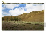 Line Of Trees At Painted Hills Carry-all Pouch