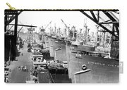 Line Of Victory Ships Carry-all Pouch