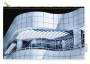 Lines And Curves Carry-all Pouch