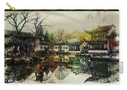 Lingering Garden Reflection Carry-all Pouch