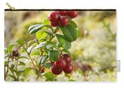 Lingonberries 1 Carry-all Pouch