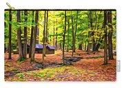 Linn Run Pennsylvania 2 - Paint Carry-all Pouch