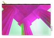 Linocln Column Pink Carry-all Pouch