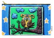 Lint Owl Carry-all Pouch