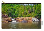 Linville Falls Nc Carry-all Pouch