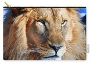 Lion 09 Carry-all Pouch