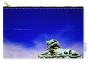 Lion Bluesky Carry-all Pouch