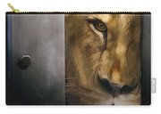 Lion Eye Carry-all Pouch