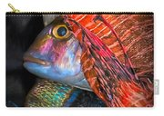 Lion Fish Carry-all Pouch