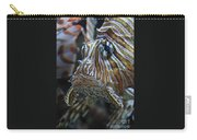 Lion Fish Profile Carry-all Pouch