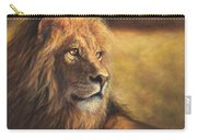 Lion Heart Carry-all Pouch