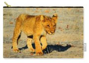 Lion - Id 16235-220310-4716 Carry-all Pouch
