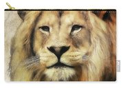 Lion Majesty Carry-all Pouch