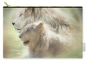 Lion Moon Carry-all Pouch