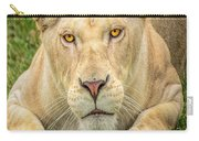 Lion Nature Wear Carry-all Pouch