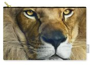Lion Of Judah II Carry-all Pouch