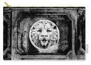 Lion Of Rome Carry-all Pouch