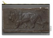 Lion Of The Colonne De Juillet Carry-all Pouch