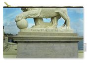 Lion On The North Side Carry-all Pouch