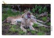 Lion Roar/2 Carry-all Pouch