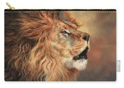 Lion Roar Profile Carry-all Pouch