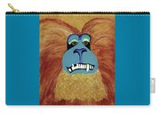 Lion-tailed Macaque Carry-all Pouch