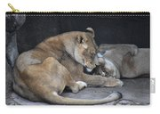 Lioness's Playing 2 Carry-all Pouch