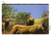 Lions Den Carry-all Pouch