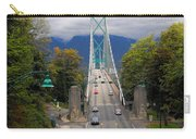 Lion's Gate Bridge Carry-all Pouch