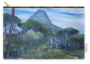 Lions Head Cape Town South Africa 2016 Carry-all Pouch