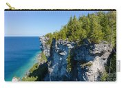 Lions Head Limestone Cliffs Carry-all Pouch