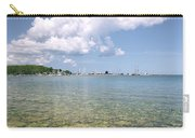 Lion's Head - Summer Afternoon On The Dock Carry-all Pouch