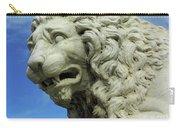 Lions Roar Carry-all Pouch