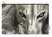 Lion's World Carry-all Pouch