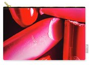 Lipgloss And Letdown Carry-all Pouch