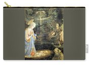 Lippi  Fra Filippo Painting Year1463 Carry-all Pouch