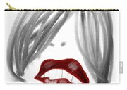 Lips Too Carry-all Pouch