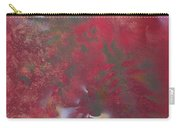 Lipstick Red Illusion Carry-all Pouch