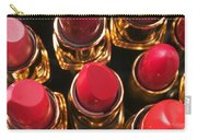 Lipstick Rows Carry-all Pouch