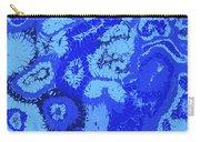 Liquid Blue Dream - V1sl100 Carry-all Pouch