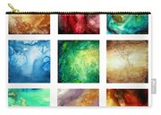 Liquid Color I By Madart Carry-all Pouch