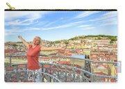 Lisbon Aerial Enjoying Carry-all Pouch