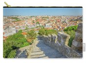 Lisbon Aerial Portugal Carry-all Pouch