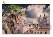 Lisbon Cityscape 4 Carry-all Pouch